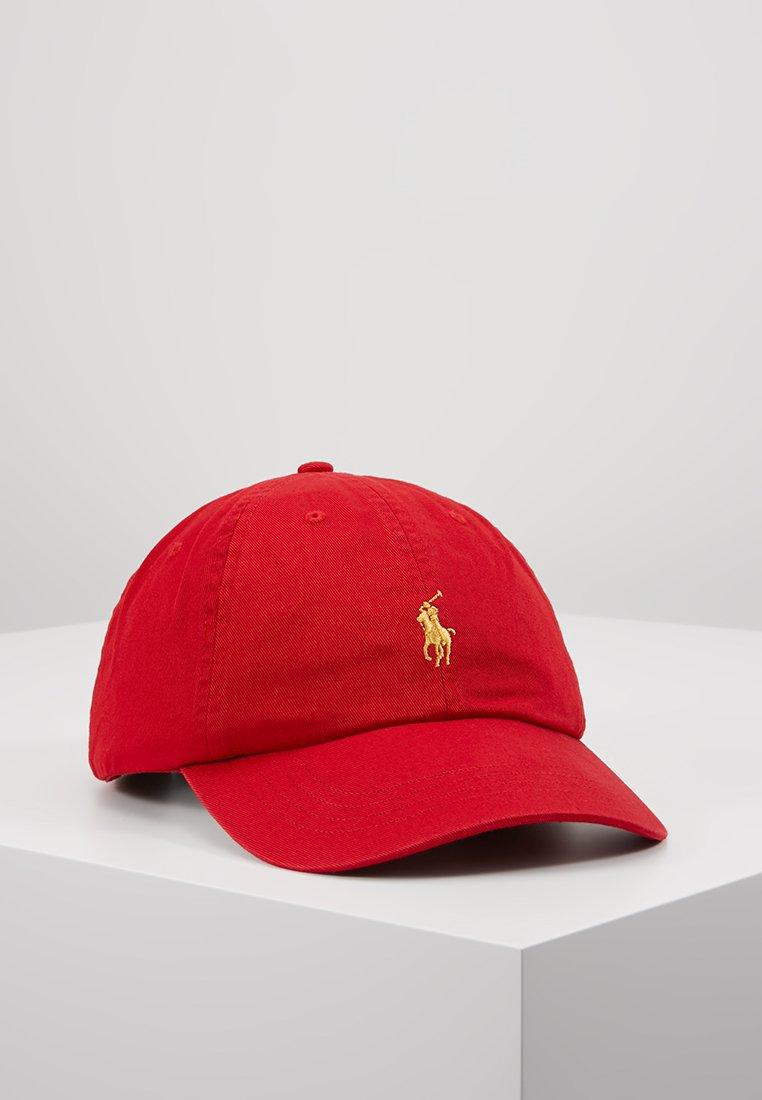 Polo Ralph Lauren - CLASSIC SPORT - Czapka z daszkiem - red