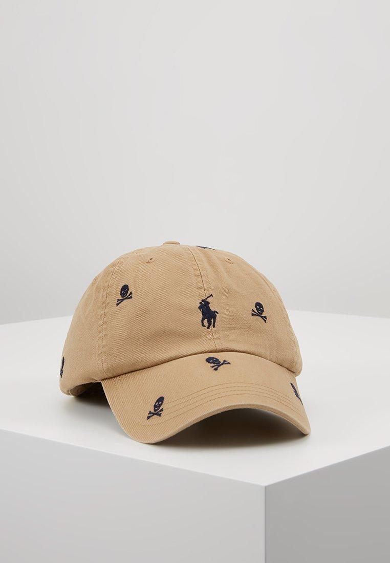 Polo Ralph Lauren - CLASSIC SPORT - Keps - luxury tan