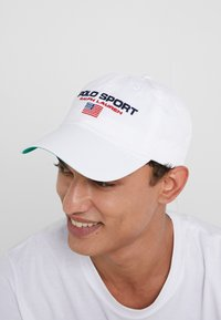 Polo Ralph Lauren - POLO SPORT CLASSIC  - Pet - pure white - 1