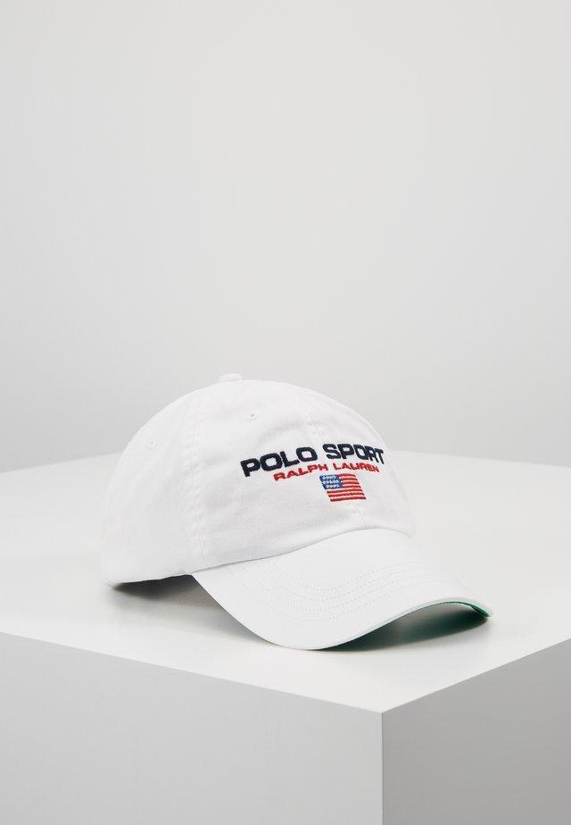 POLO SPORT CLASSIC  - Cappellino - pure white