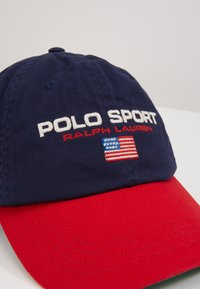 Polo Ralph Lauren - POLO SPORT CLASSIC  - Pet - dark blue/red - 2