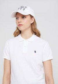 Polo Ralph Lauren - CLASSIC SPORT - Czapka z daszkiem - pure white - 4