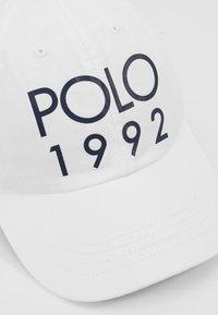 Polo Ralph Lauren - CLASSIC SPORT - Czapka z daszkiem - pure white - 6