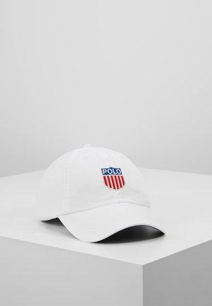 CLASSIC SPORT CAP - Gorra - pure white