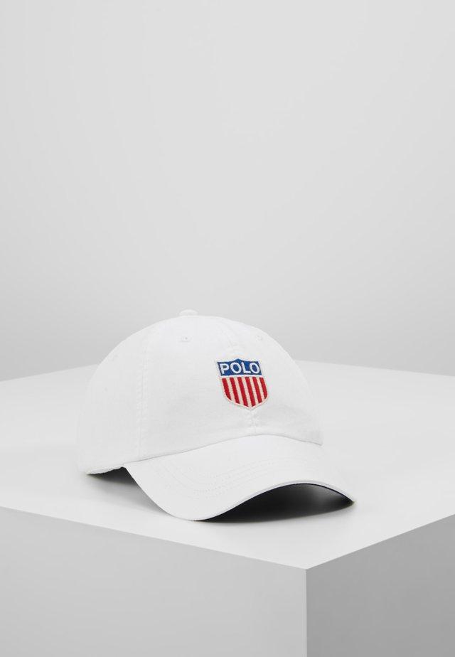CLASSIC SPORT CAP - Cappellino - pure white