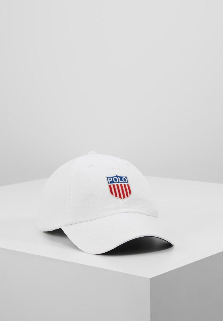 Polo Ralph Lauren - CLASSIC SPORT CAP - Casquette - pure white