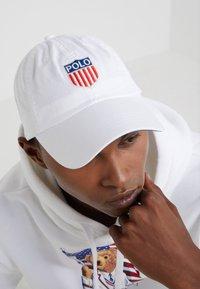 Polo Ralph Lauren - CLASSIC SPORT CAP - Casquette - pure white - 1