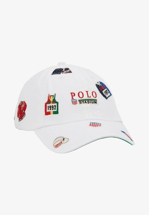CLASSIC SPORT CAP - Keps - pure white