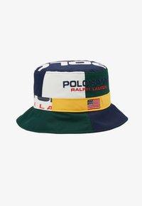 Polo Ralph Lauren - BUCKET CAP - Kapelusz - multi-coloured - 5