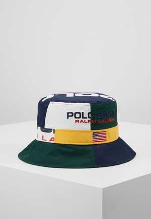 BUCKET CAP - Hatt - multi-coloured