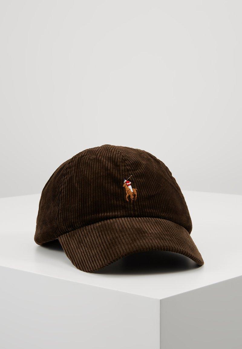 Polo Ralph Lauren - CLASSIC SPORT - Kšiltovka - antique brown