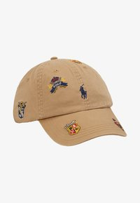 Polo Ralph Lauren - CLASSIC SPORT - Cap - luxury tan - 5
