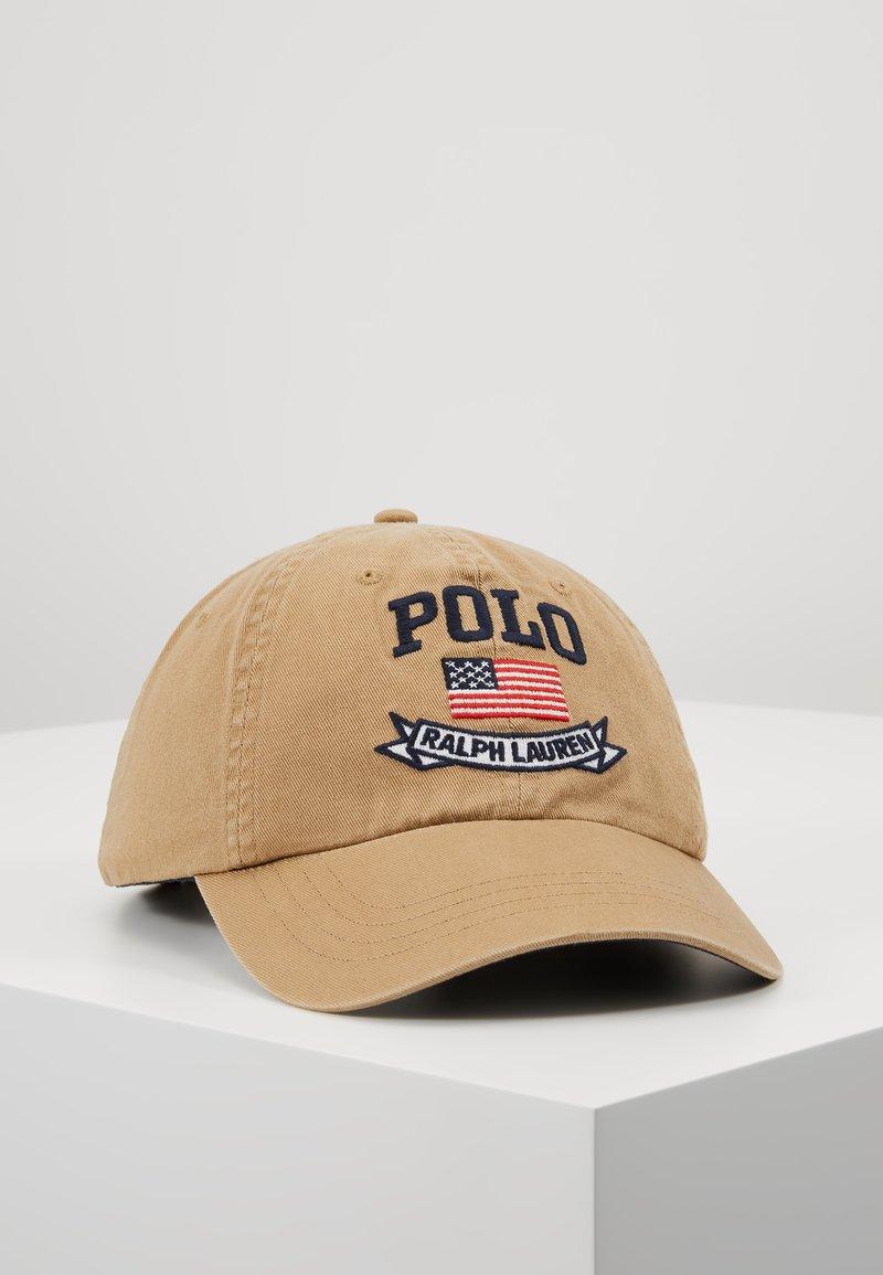 Polo Ralph Lauren - CLASSIC SPORT  - Cap - tan