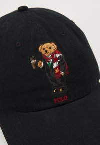 Polo Ralph Lauren - CLASSIC SPORT - Gorra - black - 6