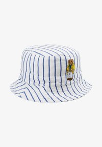 Polo Ralph Lauren - REVERSIBLE BUCKET CAP - Hoed - blue/white