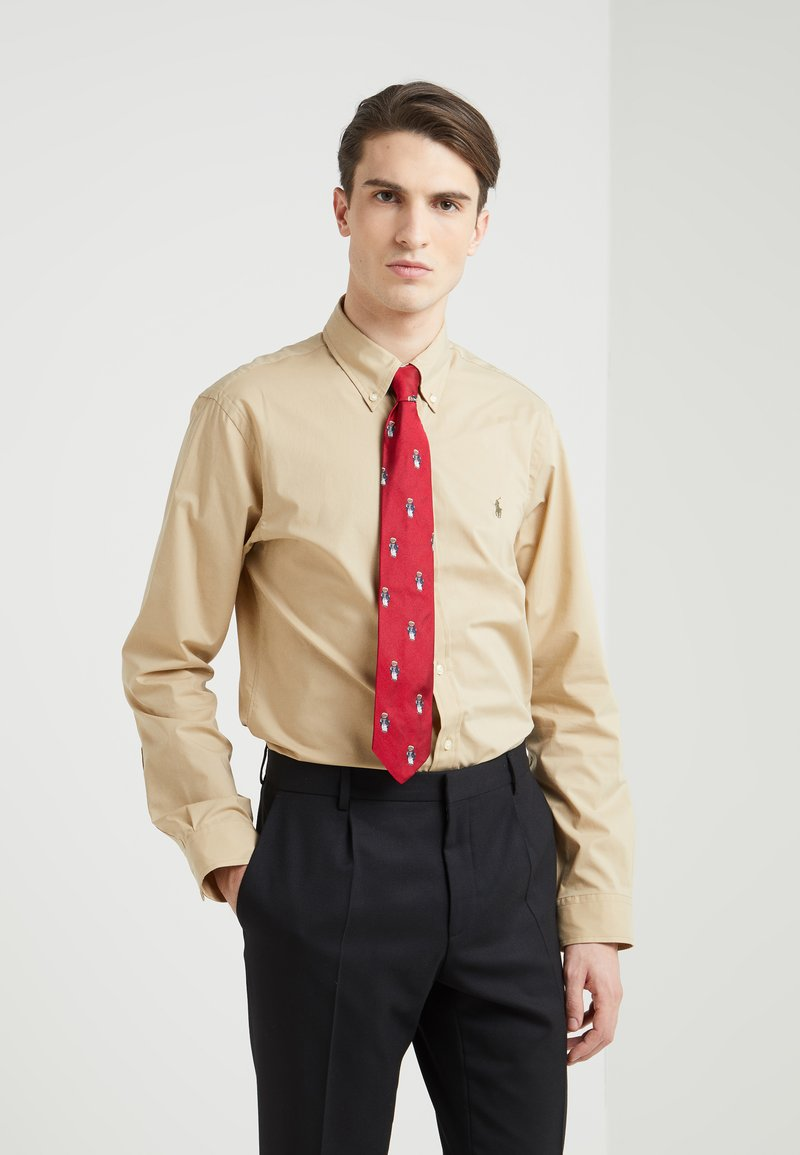 Polo Ralph Lauren - SKIPPER BEAR MADISON - Tie - red