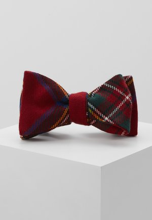 SCOTTISH TARTANS BUTTERFLY - Bow tie - red/royal