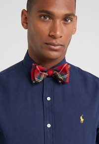 Polo Ralph Lauren - SCOTTISH TARTANS BUTTERFLY - Pajarita - red/royal - 1