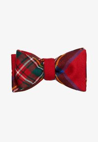 Polo Ralph Lauren - SCOTTISH TARTANS BUTTERFLY - Pajarita - red/royal - 3