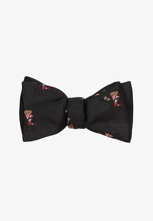 COCOA BEAR BUTTERFLY - Bow tie - black