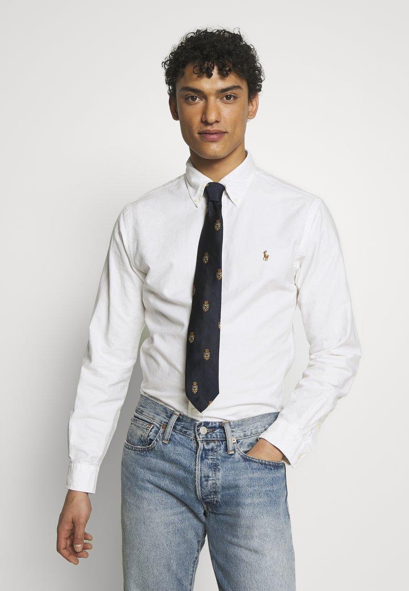 Polo Ralph Lauren - CLASSIC CLUBS MADISON - Tie - navy