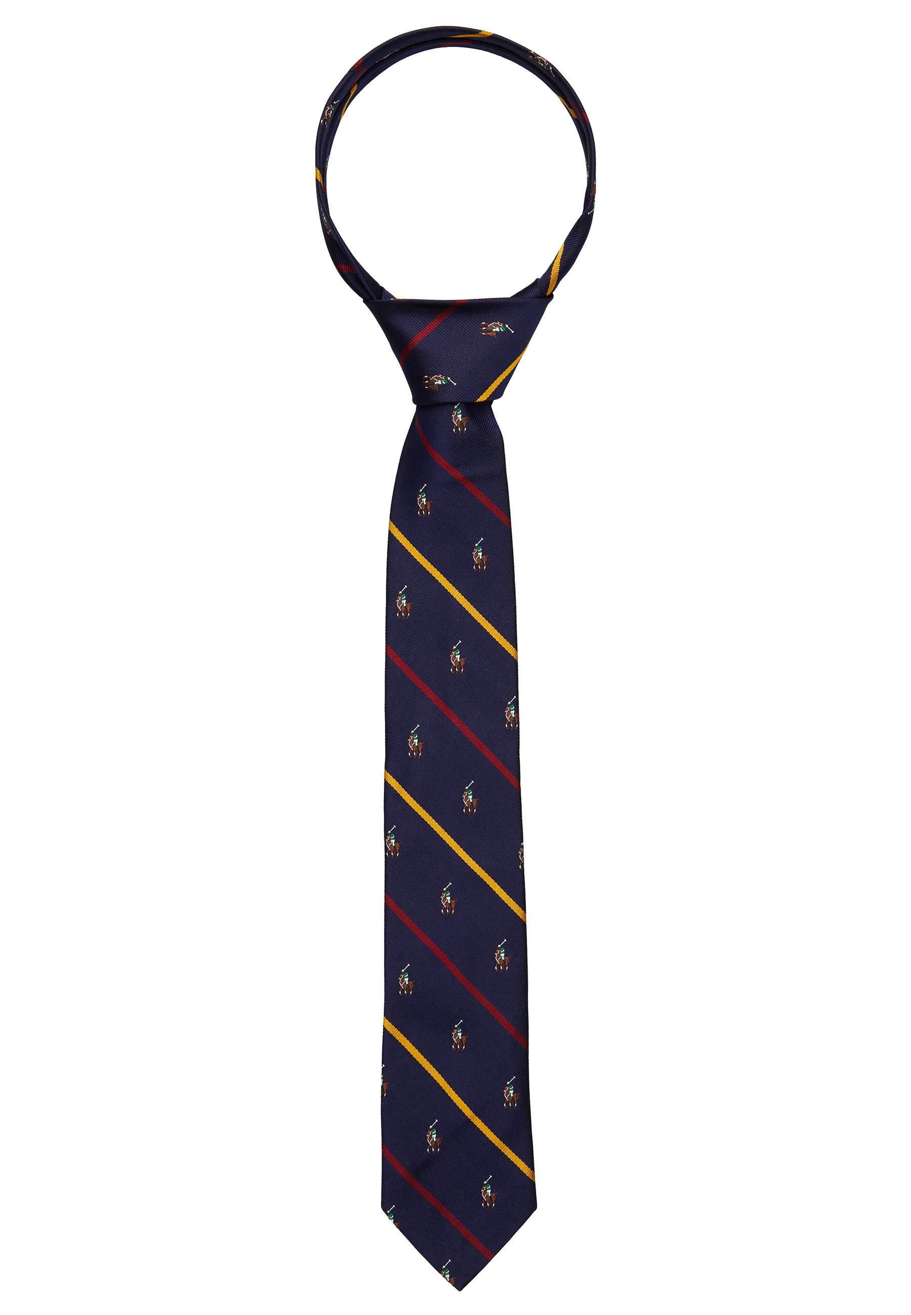 Polo Ralph Lauren MADISON - Krawat - navy/red