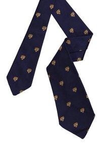 Polo Ralph Lauren - LION CLUB VINTAGE TIE - Slips - navy - 3