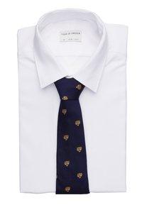 Polo Ralph Lauren - LION CLUB VINTAGE TIE - Slips - navy - 2