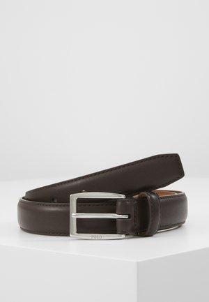 CASUA SMOOTH - Cinturón - brown