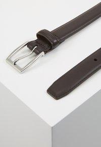 Polo Ralph Lauren - CASUA SMOOTH - Pásek - brown - 3