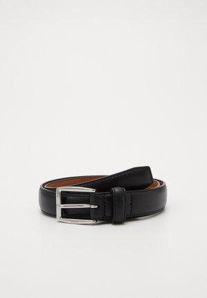 CASUA SMOOTH - Taillengürtel - black