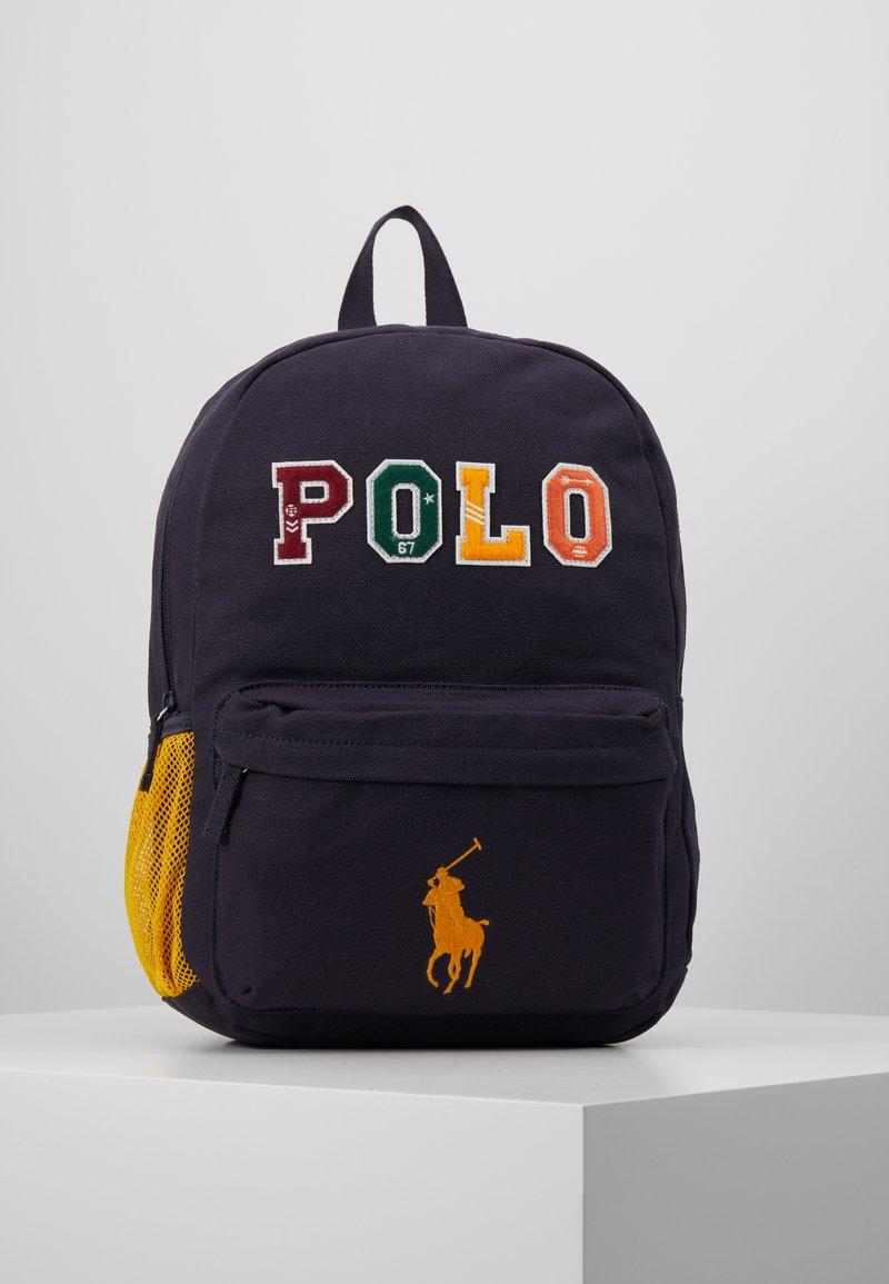 Polo Ralph Lauren - BACKPACK LARGE - Rucksack - navy