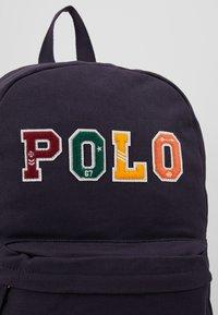 Polo Ralph Lauren - BACKPACK LARGE - Ryggsekk - navy - 6