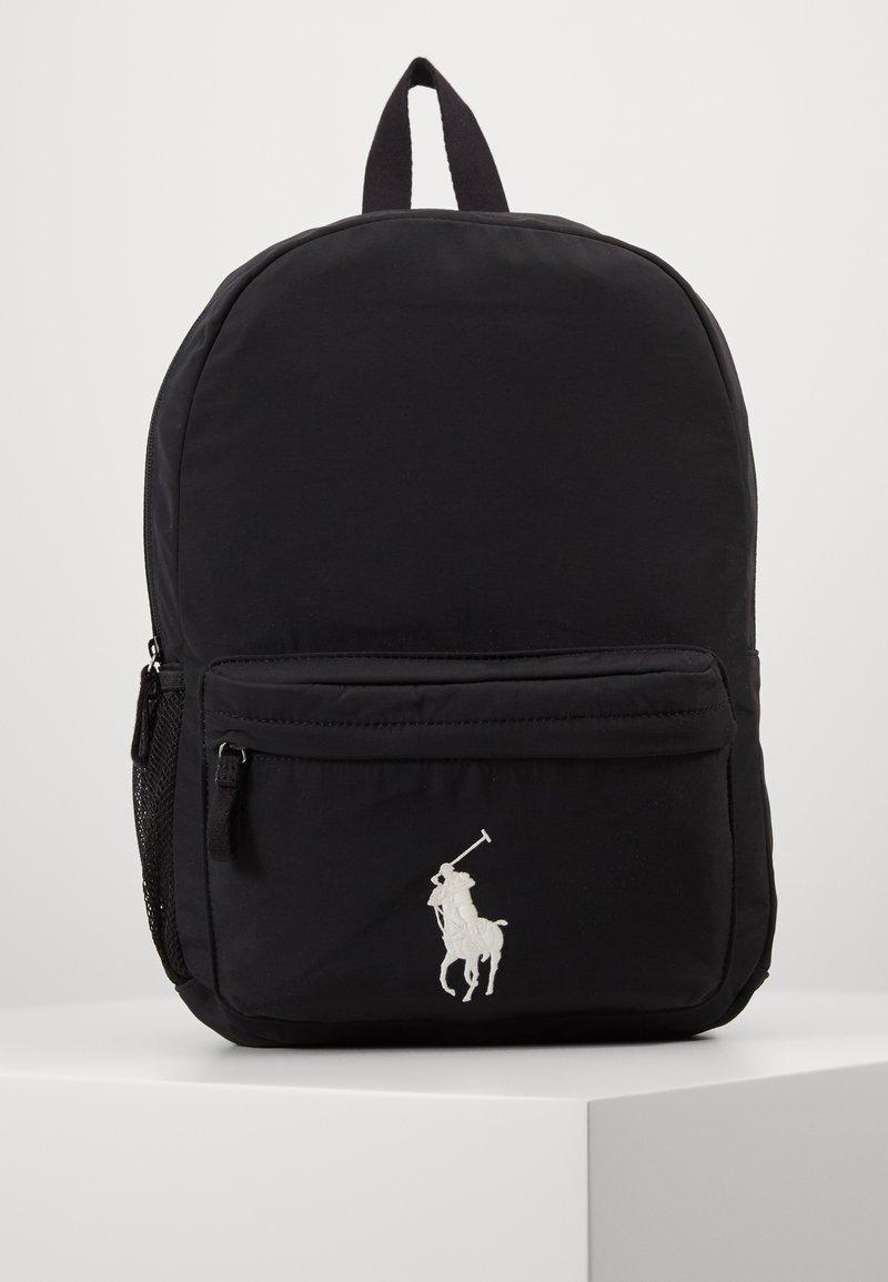 Polo Ralph Lauren - BIG BACKPACK - Rygsække - black