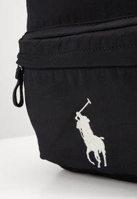 Polo Ralph Lauren - BIG BACKPACK - Rygsække - black - 2
