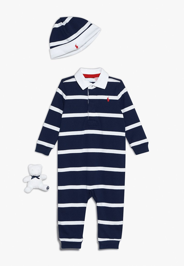 Polo Ralph Lauren - BOY RUGBY-APPAREL ACCESSORIES - Baby gifts - french navy