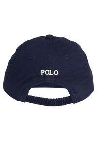 Polo Ralph Lauren - APPAREL ACCESSORIES HAT BABY - Gorra - newport navy - 2