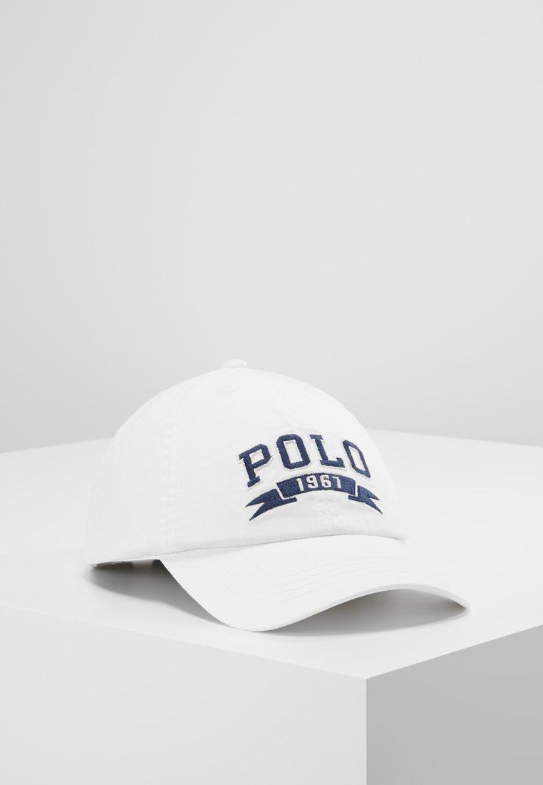 Polo Ralph Lauren - CHINO ICONIC - Gorra - pure white