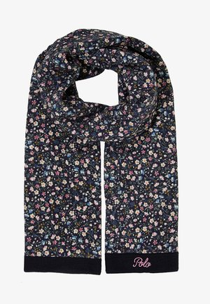 BLEND FLORAL SCARF - Šála - hunter navy multi