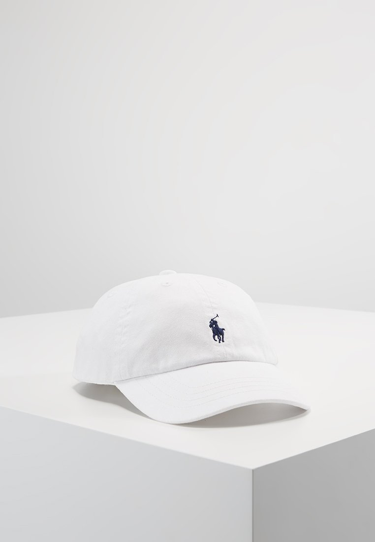 Polo Ralph Lauren - HAT BABY - Pet - white