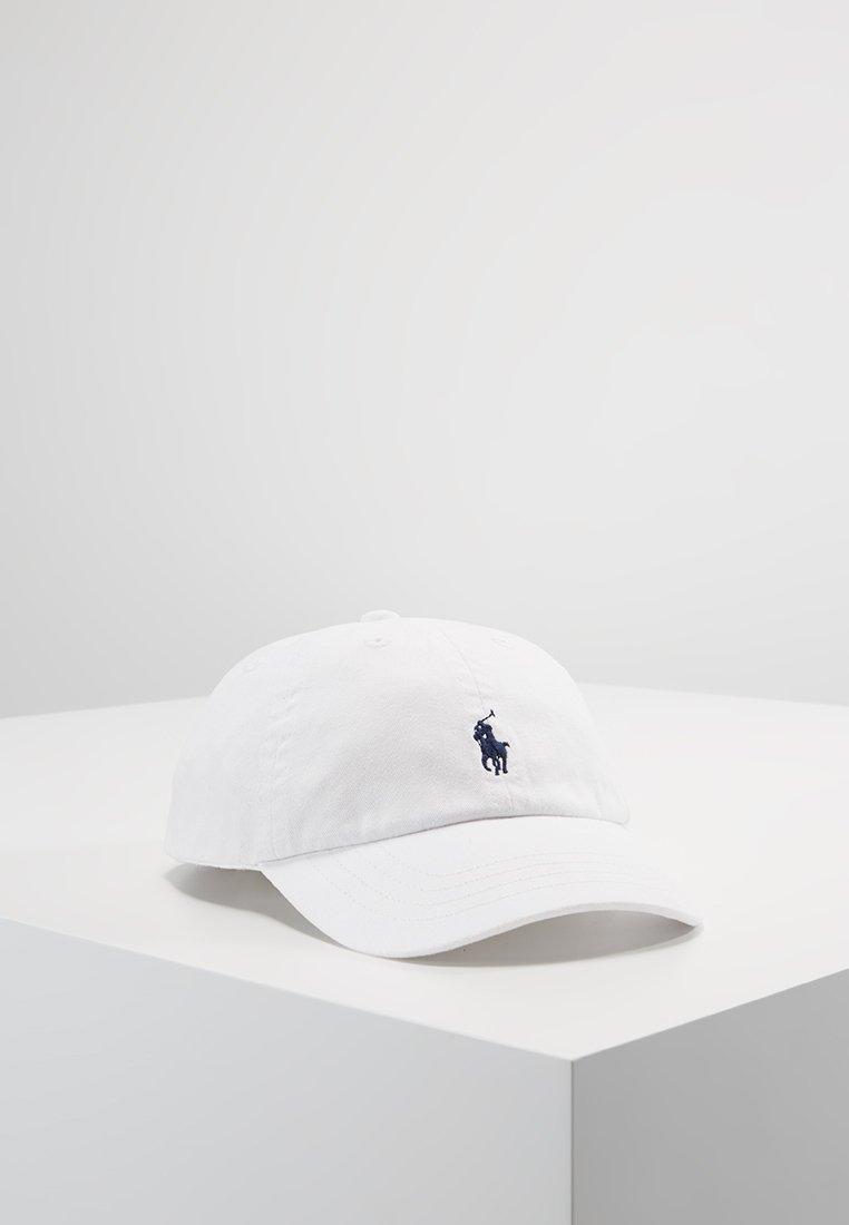 Polo Ralph Lauren - HAT BABY - Pet - white