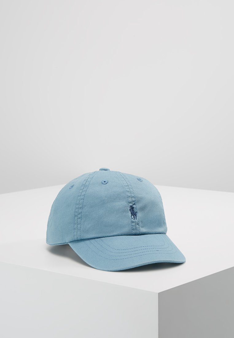 Polo Ralph Lauren - CHINO TWILL CLASSIC ACCESSORIES HAT - Caps - cassidy blue