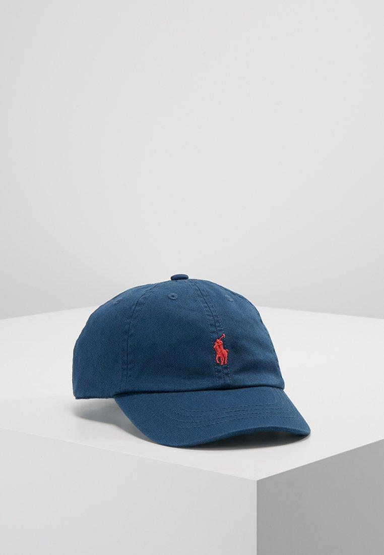 Polo Ralph Lauren - CHINO TWILL CLASSIC ACCESSORIES HAT - Cap - clancy blue
