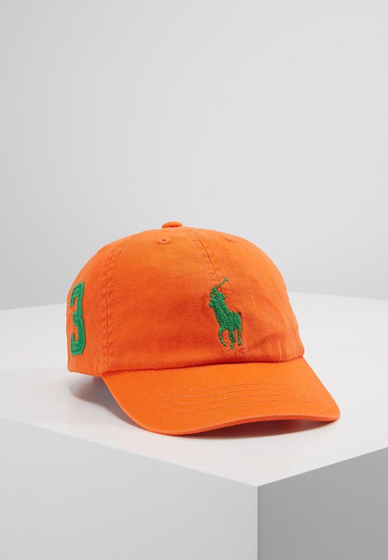 Polo Ralph Lauren - BIG HAT - Czapka z daszkiem - sailing orange