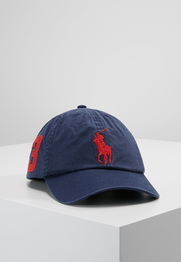 Polo Ralph Lauren - BIG HAT - Czapka z daszkiem - boathouse navy