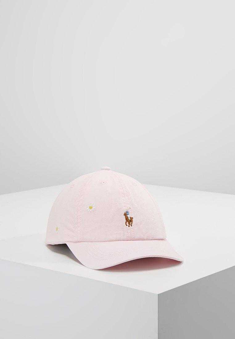 Polo Ralph Lauren - TISSUE SCHIFFLI HAT - Cap - hint of pink