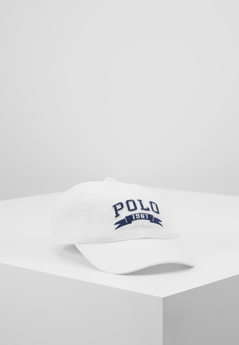 Polo Ralph Lauren - ICONIC HAT - Cap - white