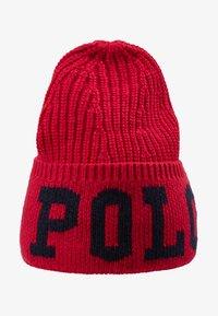 Polo Ralph Lauren - APPAREL ACCESSORIES HAT - Čepice - pink - 1
