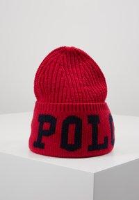 Polo Ralph Lauren - APPAREL ACCESSORIES HAT - Čepice - pink - 0