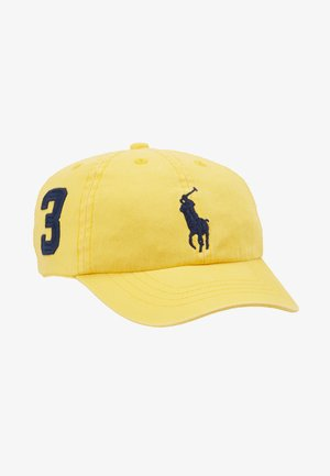 BIG APPAREL HAT - Casquette - chrome yellow